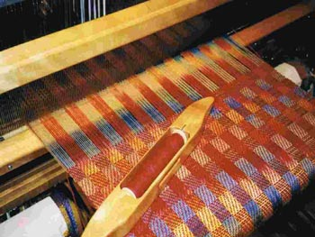 The Master Weaver - a Poem and Praise