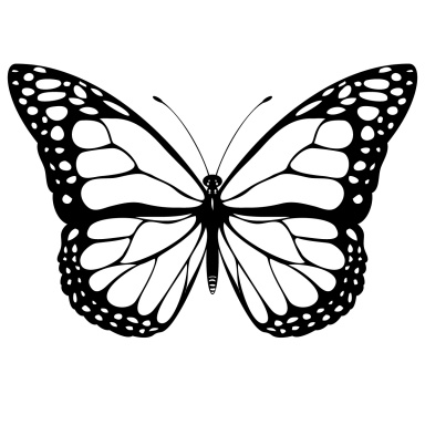monarch-butterfly-coloring-pages