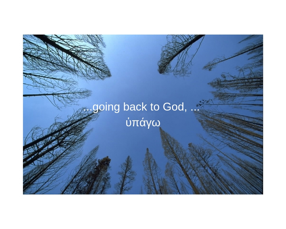 Jesus, knowing that the Father had given all things into his hands, and that he had come from God and was going back to God, (1)